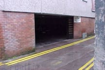 Secure off street Car Parking included