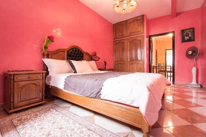 Bel appartement familial Casablanca - Casablanca  - อพาร์ทเมนท์