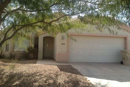 3 bedroom 2 bath. Up to 6 people. - Arizona City - Huis