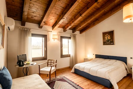 B&BSile e Natura: a casa con classe - Lughignano - Inap sarapan
