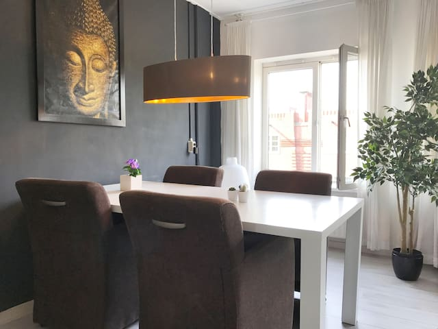 Comfortable and cozy apartment near the citycentre - Amsterdam - Apartment