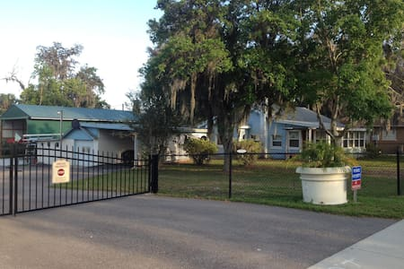 Downtown Cottage!  Great spot!  - Eustis - House