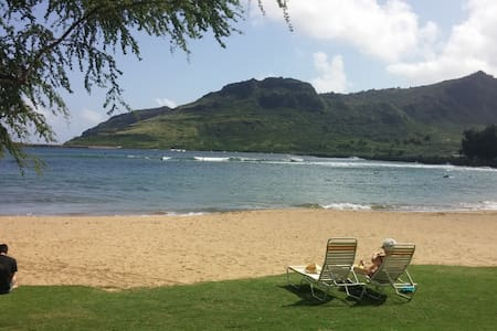 Charming Beach #2 Cabana Room Single - 리휴(Lihue)