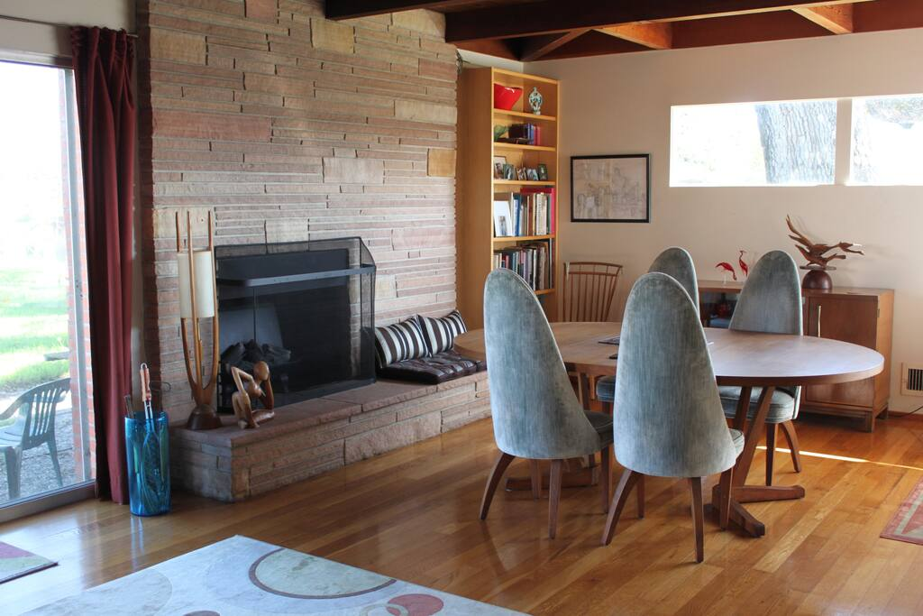 3 Bedrooms Mid Century Modern Home Lofts For Rent In Santa Rosa California United States