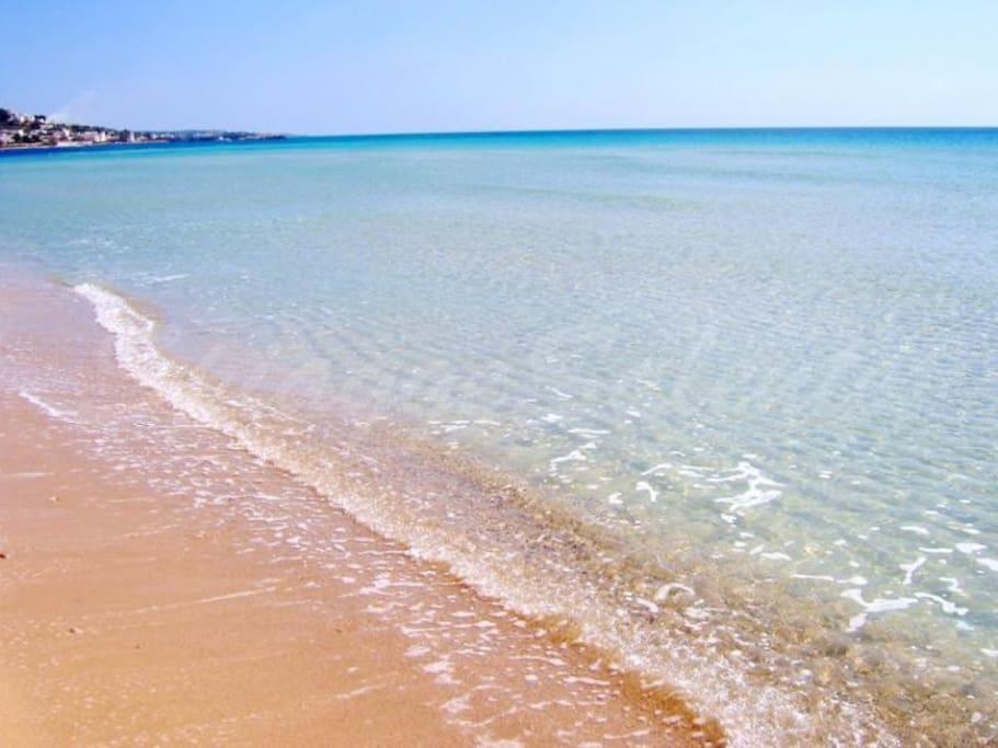 8KM Spiaggia di Pescoluse