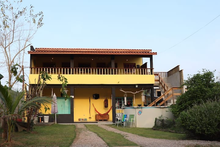 Suites The Search Ubatuba Surf - Maranduba - I