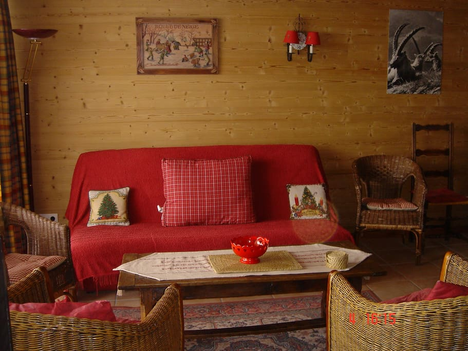 Decor montagne