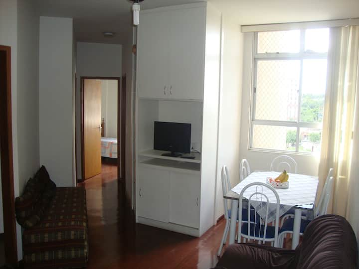 Apartment next Fan Fest / Mineirão