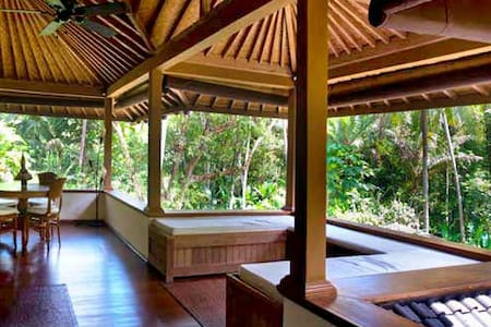 Private river valley suite - Nakula - Ubud