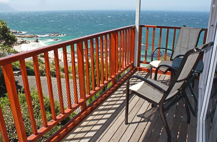 Stunning sea view apt in the Cape