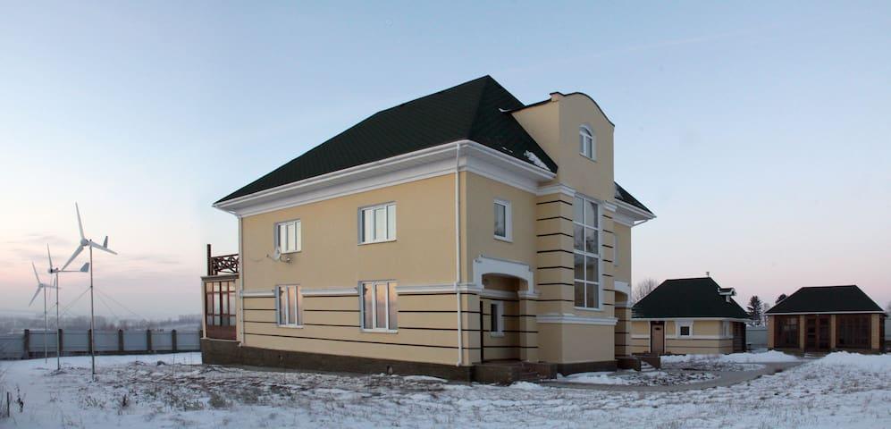 Дом - Усадьба рядом с г. Чебоксары