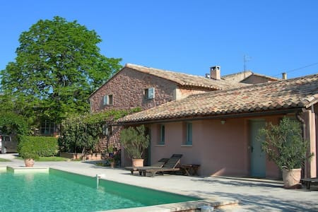 B and B in the heart of the Luberon - Gordes