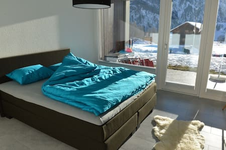 Ferienwohnung mit Sonnenterrasse - Disentis - Διαμέρισμα