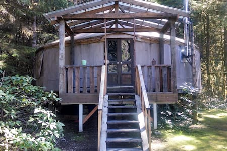30' Celestial Yurt - Westfir - Jurta