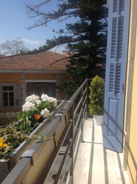 house in the heart of old Limassol