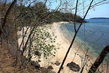 Nearest beach: 400 m from apartment