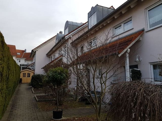 Top ausgestattetes Zimmer in Bad Waldsee - Bad Waldsee - Multipropietat (timeshare)