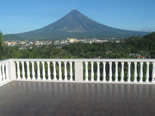 Room with a View - Legazpi City