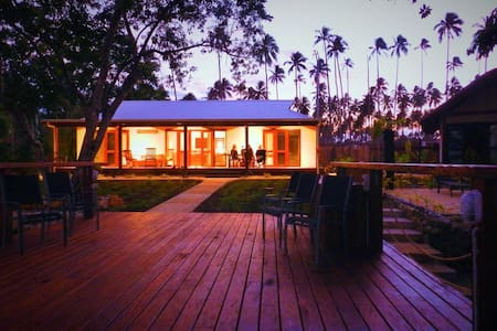 The Beach House, Turtle Bay, Santo