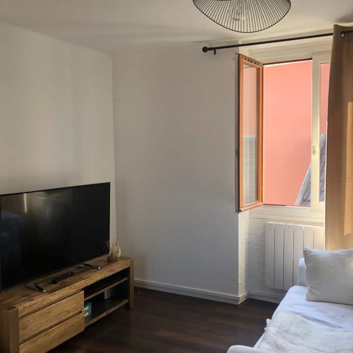 Sweet Home appartement F1 - au coeur de Roissy CDG