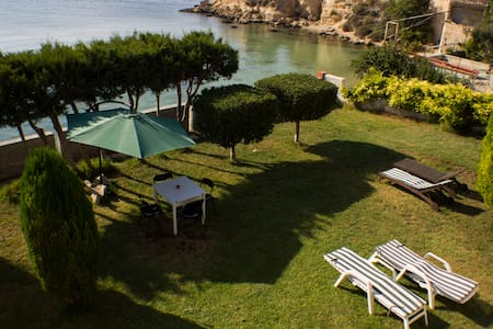 Apartment in villa near the sea - Isola - Villa