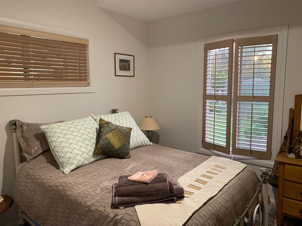 Cosy bedroom...