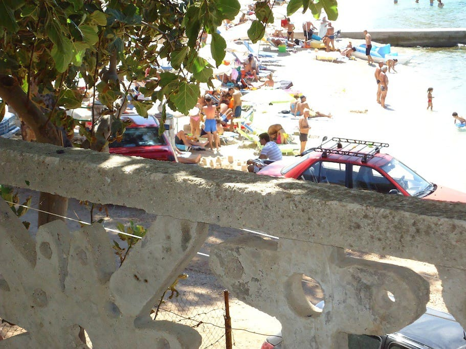 Nice sea view aprt. KSAMIL/ALBANIA