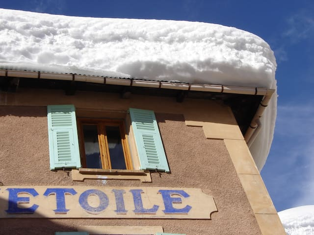 Qui dort, Dîne ! Table d'hôtes bio - Saint-Dalmas-le-Selvage - Bed & Breakfast