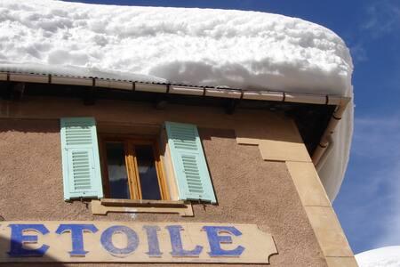 Qui dort, Dîne ! Table d'hôtes bio - Saint-Dalmas-le-Selvage
