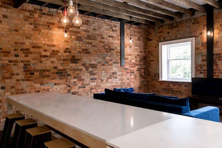 Original convict bricks