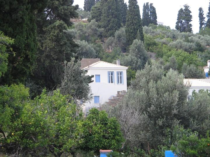 A 142 sq.m. three level house at Lamira