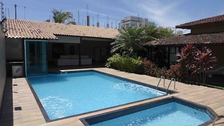 Comfortable Beach House Guarapari