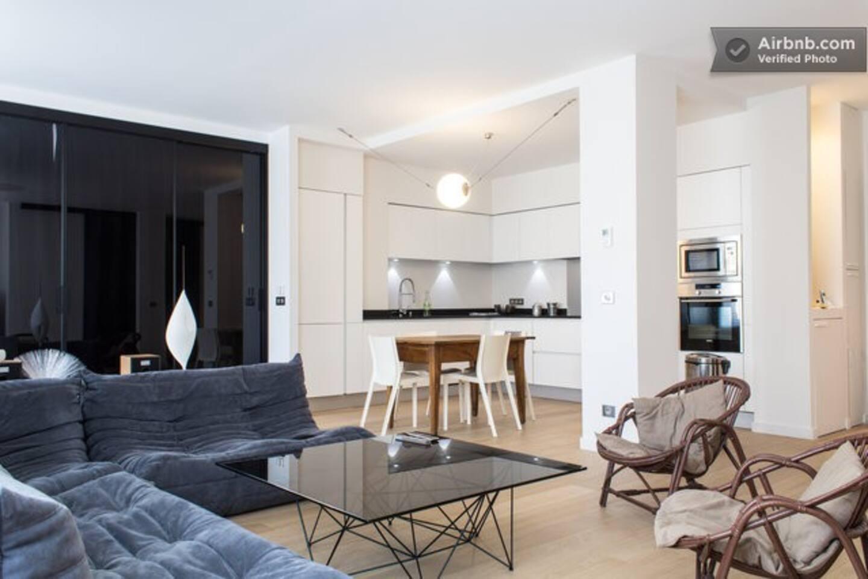 Grande pièce de vie - Huge living room