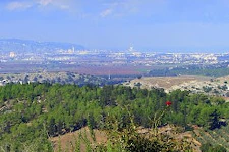 a nice Kibbutz Home Stay in the Galilee - Harduf