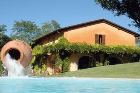 "APT. ""GLICINE"" in Villa Manerba - Monzambano"