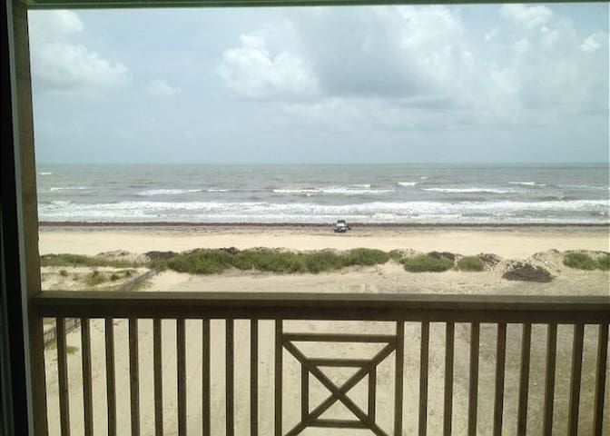 View from all 3 bedrooms upstairs