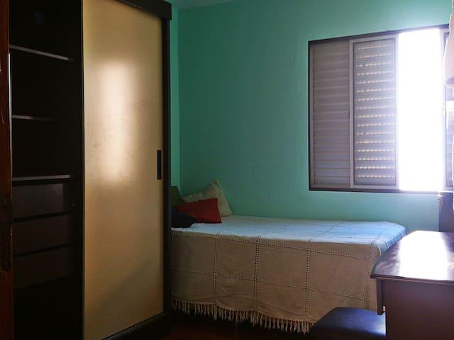 Furnished room near Park Vila Lobos