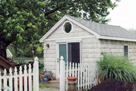 Dog Friendly, Cozy Cape May Cottage - Bungaló