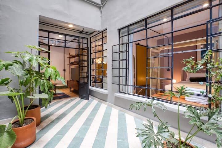 The Majestic/ Private terrace / Condesa