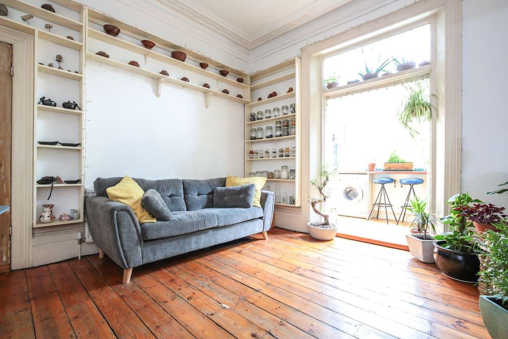 Habitaci n sencilla en excelente locaci n apartamentos for Alquiler piso londres