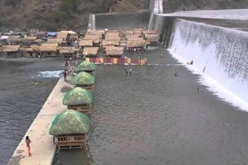 OPTIONAL ACTIVITY ONLY IF YOU WANT TO EXTEND ADDITIONAL 1 whole day ( Madongan Dam Ilocos Norte )