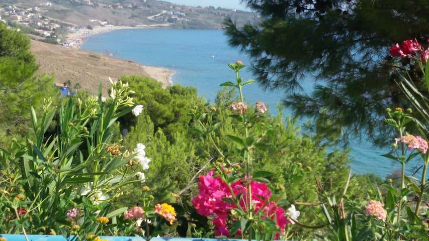 Villa Peonia bellissima vista mare - Sciacca - Villa