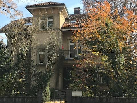 Solothurn: gemütliches Zimmer nahe Zentrum