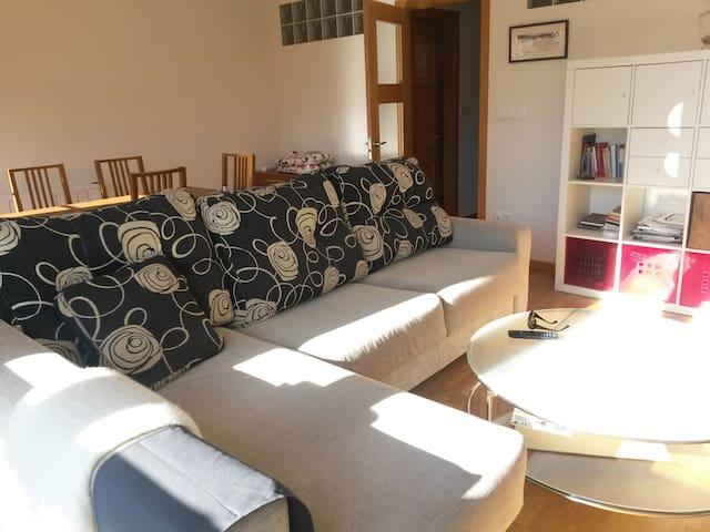 Piso moderno,  luminoso y  céntrico en  Ribadeo - Ribadeo - Apartament