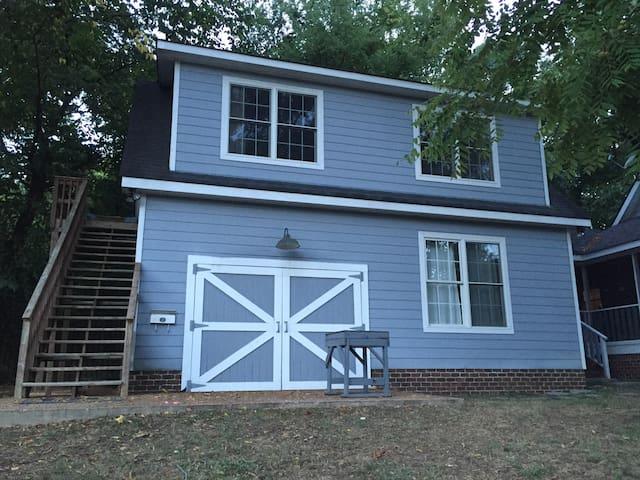 Cozy 1 bedroom guesthouse in Brainerd Hills - Chattanooga - Gästhus