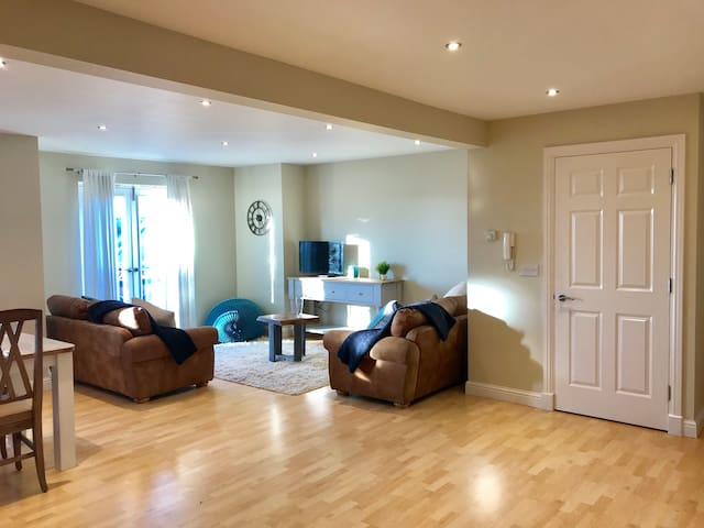 Luxury Penthouse Apartment in Town Centre