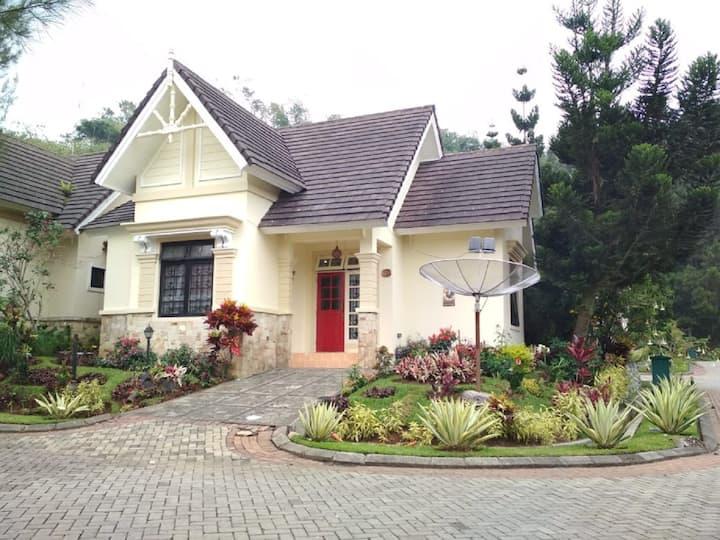 Designer Villa Arizona Kota Bunga Puncak