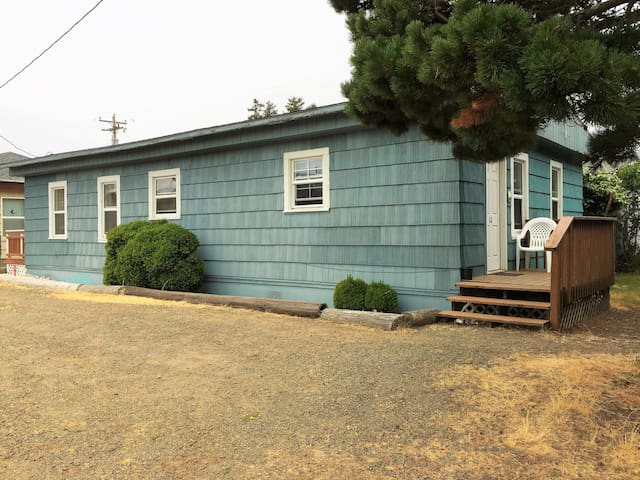 One Bedroom Duplex Apartment #C4 in Pacific City