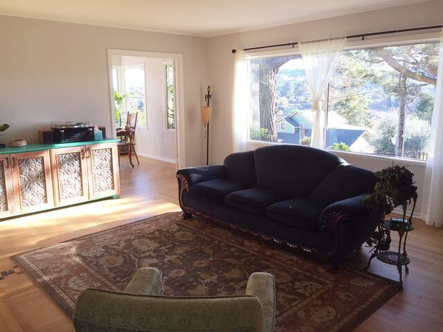 Peaceful Retreat between SF & Napa