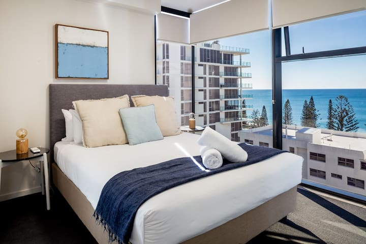 2 Bedroom WATER VIEW Apartment- First Light